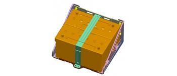 Battery bracket